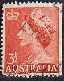 Australia, Queen,  (№1374-T)