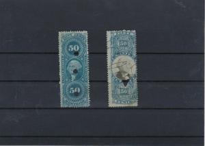 United States Revenue Stamps Ref: R6163