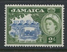 Jamaica  SG 170  - Mint light hinge -  see scan and details