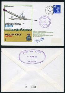 C9d Development Flights of the Man-Powered Aircraft Jupiter Cover (C)