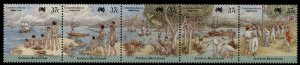 Christmas Island 213 MNH Ship, Military, Birds, Animals, Australian Bicentenary