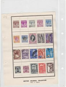 singapore stamps ref 7816