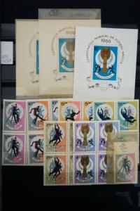 Romania Mostly Mint 1960's to 1970's Stamp Collection