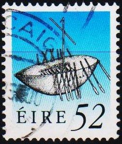 Ireland. 1990 52p S.G.762 Fine Used