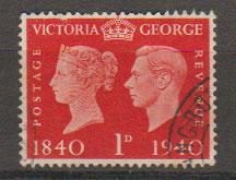 GB George VI  SG 480 Used