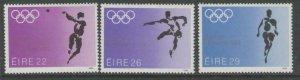 IRELAND SG592/4 1984 OLYMPIC GAMES MNH
