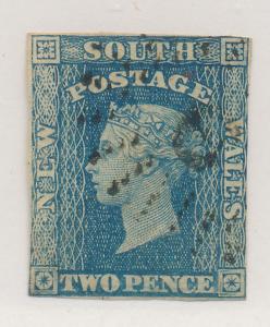 New South Wales (Australia) Stamp Scott #33b, Used - Free U.S. Shipping, Free...