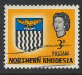 Northern Rhodesia  SG 78 SC# 78 Used - see details