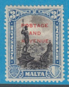 MALTA 164  MINT  HINGED OG * NO FAULTS EXTRA FINE !