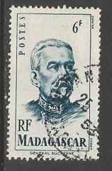 MADAGASCAR/MALAGASY 281 VFU Z4027