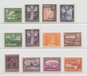 British Guiana - 1938 - SG 308a-19 - MNH