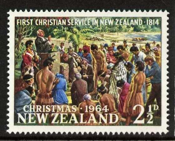 New Zealand 366 MNH - Christmas