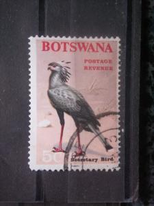 BOTSWANA, 1967, used 5c, Birds, Scott 23