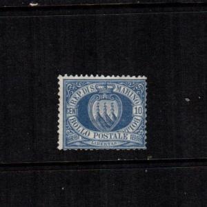 San Marino 7 MH   cat $ 350.00