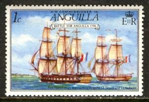 Anguilla; 1976: Sc. # 259: **/MNH Single Stamp