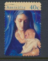 Australia SG 1659 Used - Self Adhesive  - Christmas
