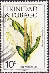 Trinidad & Tobago #393j Used