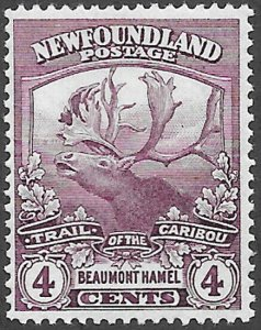 Newfoundland Scott Number 118 FVF H