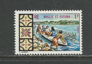 Wallis & Futuna Islands Scott catalogue # 171 Unused Hinged