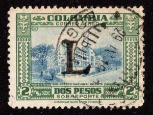 Colombia Scott C182 Used.