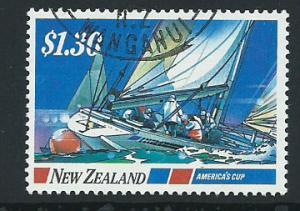 New Zealand SG 1420 VFU