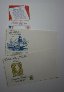 Collectors Club of Dallas Philatelic Seminar Expo Cachet Cover Label SS sheet