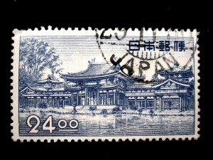 JAPAN - SCOTT# 519 - USED - CAT VAL $22.50