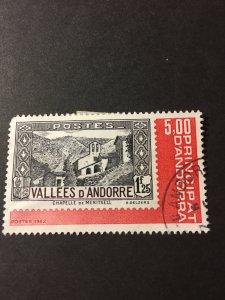 Andorra French Adm sc 298 u
