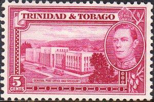 Trinidad & Tobago #54 MH