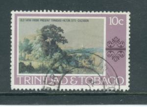 Trinidad & Tobago 263  F-VF  Used (2)