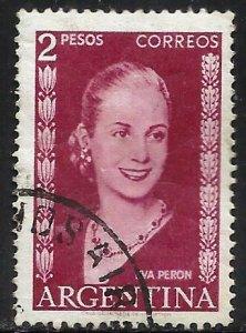 Argentina 1952 Scott# 609 Used