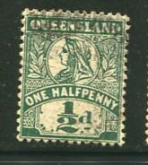 Queensland #124 Used  (box1)