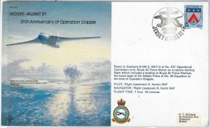 GB : JERSEY   - POSTAL HISTORY: AIRPLANES / DOGS : Special  COVER - 1982