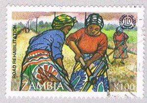Zambia Field workers 100 (AP113805)
