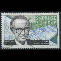 SWEDEN 1996 - Scott# 2203 Nobel Prize Winners 5k Used