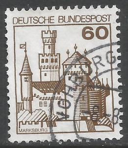 GERMANY 1237 VFU Z1-33-5