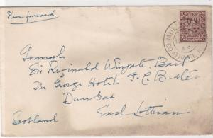 General Sir Francis Reginald Wingate 1949 Ireland Stamps Cover ref R 17344