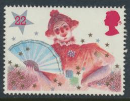 Great Britain SG 1305 - Used - Christmas