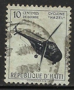 Haiti Postal Tax 1955 Scott# RA23 Used