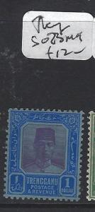 MALAYA  TRENGGANU  (PP1905B)  SULTAN  $1.00   SG 23   MOG