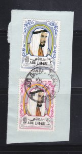 Abu Dhabi 61, 63 On Piece U Sheik Zaid, Politician