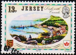 Jersey. 1978 13p S.G.194 Fine Used