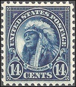 565 Mint,OG,NH... SCV $9.50... XF