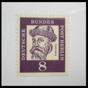 GERMANY STAMP 1961. SCOTT # 826.  MINT
