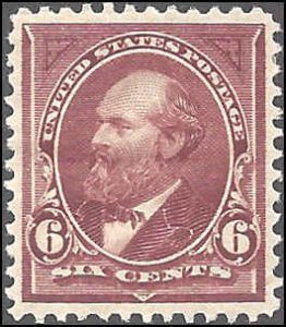 271 Mint,OG,HR... SCV $110.00... VF/XF