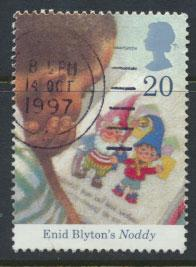 Great Britain SG 2001  Used    - Enid Blyton Childrens Books