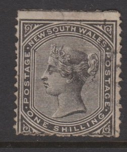 New South Wales Sc#68 Used - Perf 12.5 - not listed in Scott