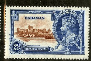 BAHAMAS 93 MH SCV $6.25 BIN $2.75 CASTLE