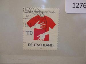 Germany #2017 used