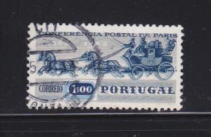 Portugal 906 U Stagecoach (B)